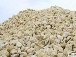 Известняк камень флюсовый