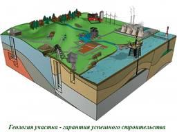 Изыскания под Проектирование Промышленных Объектов Геология