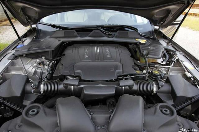Jaguar XK X150 2006-2014 Двигатель
