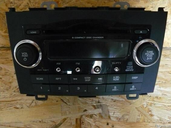 Jeep Wrangler JK 11-14 оригинальное радио СD