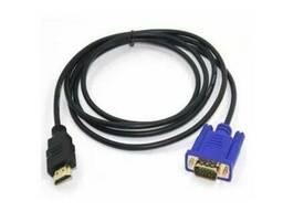 Кабель удлинитель HDMI to VGA. Гарантия товара