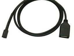 Кабель USB AUX 4Pin USB Adapter Conector Nissan Teana Qashqai