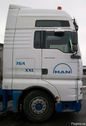 Кабина с лобовым стеклом ман тга MAN TGA E3 XXL