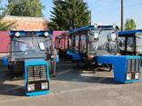 Кабина трактора МТЗ, Беларусь - фото 1