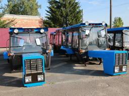 Кабина трактора МТЗ, Беларусь