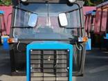 Кабина трактора МТЗ, Беларусь - фото 4