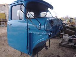 Кабины грузовых авто.