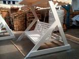 Дачная мебель, садовая мебель, уличная мебель - фото 6