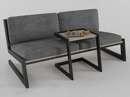 Мебель для кафе, стеллаж