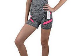 Качественный женский спортивный костюм для фитнеса
