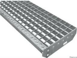 Решетчатые ступени металлические Всегда на Складе