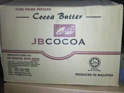 Какао-масло натуральное/дезодорированое JB /Малайзия