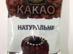 """Какао, порошок натуральный, """"Галицькі традиції"""", 100г, 850г"""