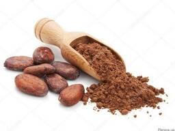 Какао порошок натуральный, алкализированный