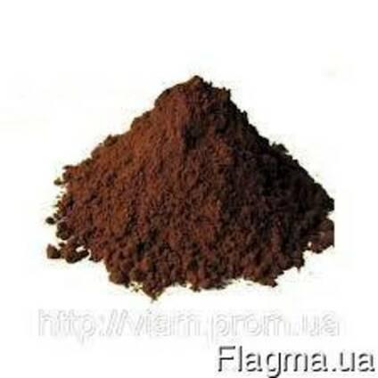 Какао порошок алкалезированный высшего сорта