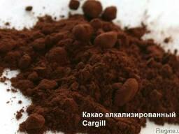 Какао порошок алкализированный Каргил