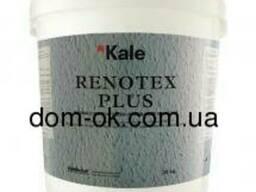 Kale Renotex PLUS структурная силиконовая штукатурка. ..