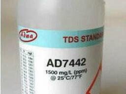 Калибровочный раствор ADWA AD7442 для TDS-метров 1500. ..