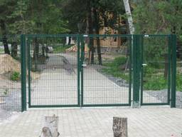 Калитки, Ворота