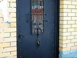 Калитки ворота двери