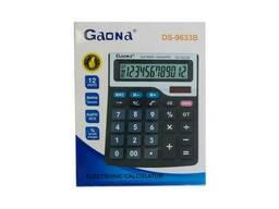 Калькулятор Gaona - DS-9633 B (DS-9633B)