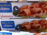 Кальмары, упаковка 3 х 80г. Испания.