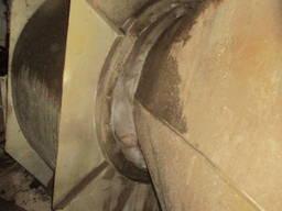 Калорифер промисловий оцинкований 1, 2х1, 8м з вентилятором