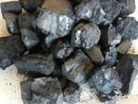 Кам'яне вугілля ДГ 13-100 (фасовка мішки по 30 кг) - фото 1