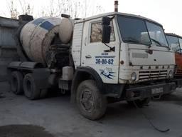 КАМАЗ 5320 Бетоносмеситель(Миксер)
