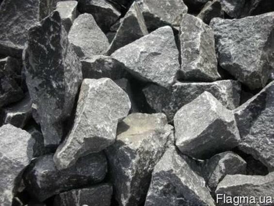 Камень бут серый купить в Киеве. Фото.Цена.