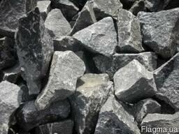 Камень бут серый купить в Киеве. Фото. Цена.