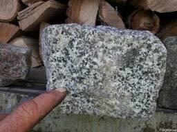 Камень бутовый бут красный,серый,черный
