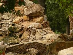 Камень бутовый песчаник