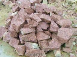 Камень бутовый продам Киев область