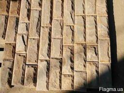 Камень Плитка рустованная скол 60 мм (песчаник) в Чернигове
