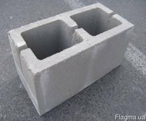 Камень шлакоблок в наличии