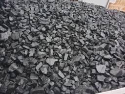 Купить Уголь ОРЕХ в мешках, навалом в Мариуполе