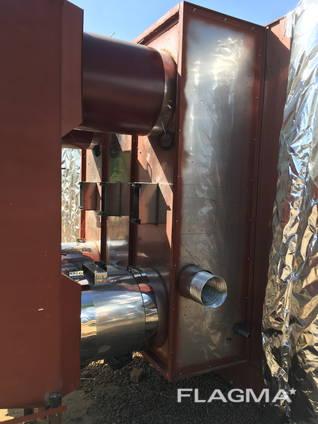 Воздушное отопление производственных и сельхоз. помещений