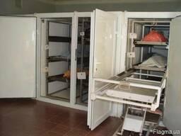 Камера холодильная для хранения трупов