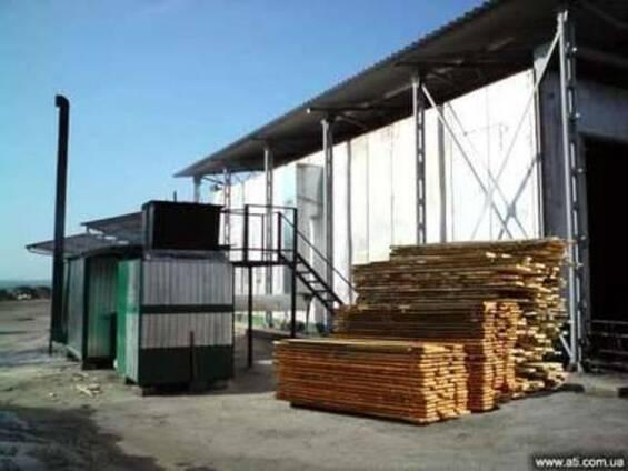 Камера сушки древесины объемом 35/50/100 м.куб.