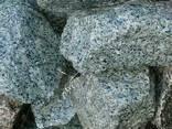 Камінь сірий, червоний граніт, рожевий кварцит - фото 2