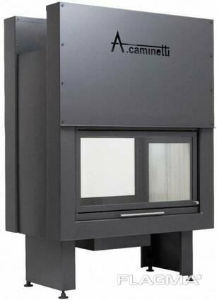 Каминная топка A. caminetti Flat 100 туннель