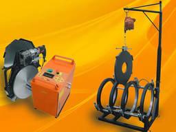 Аппарат стыковой сварки Kamitech KmT 630 (315-630 мм. )