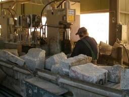 Камнекольный станок для производства брусчатки Gestra - фото 2