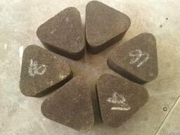 Камни шлифовальные для шлифмашин со-199