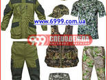 Камуфлированная одежда для охоты, рыбалки и активного отдыха - фото 1
