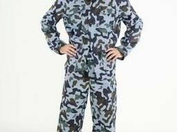 Камуфлированный костюм Морской