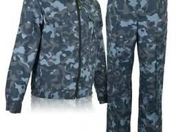 Камуфлированый костюм для охраны