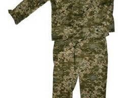 Камуфляжный костюм Минобороны грета для военных