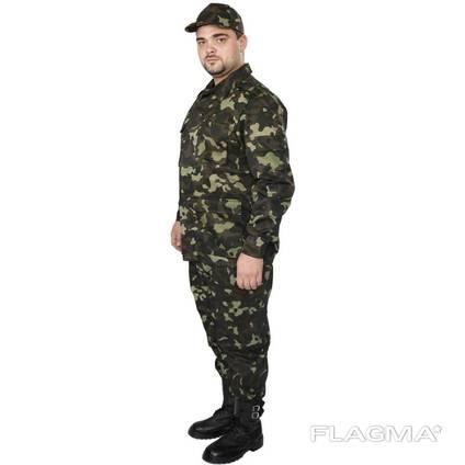 Камуфляжный костюм рабочий